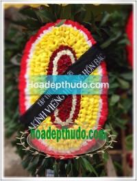 Những hạn chế khi đặt vòng hoa ở phùng hưng