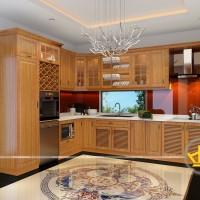 Những mẫu tủ bếp hiện đại tại hoàng gia tủ bếp!