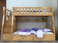 Những thông tin cơ bản cần biết về giường tầng