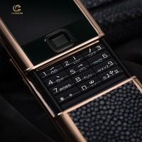 Nokia 8800 rose gold alligator chính hãng