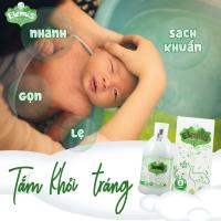 Nước tắm thảo dược trị rôm sảy cho bé elemis