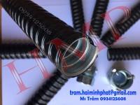 ống ruột gà bọc nhựa nhập khẩu hcm - phân phối trực tiếp - ống sun luồn dây hcm
