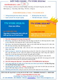 Phần mềm quản lý kho – ttv store