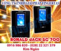 Phân phối máy chấm công màn hình cảm ứng sc700 giá cạnh tranh