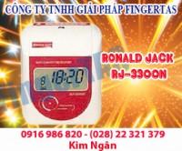 Phân phối và lắp đặt thiết bị chấm công rj3300a/n lắp đặt free