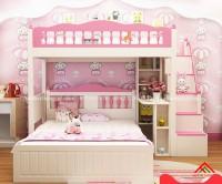 Phong thủy giường tầng cho bé trong phòng ngủ