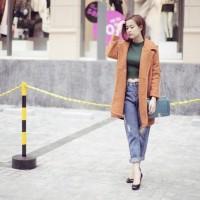 Quần jean lửng nên mặc với áo gì đẹp và thoải mái