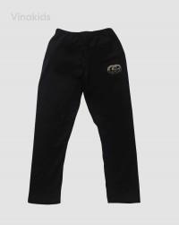 Quần legging bé gái gg màu đen (7-11 tuổi)
