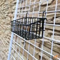 Rổ lưới bọc nhựa pe