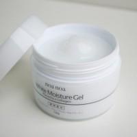 Review kem dưỡng trắng da noa noa luxe white moisture gel của nhật bản