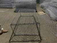 Rọ đá mạ kẽm, rọ đá bọc nhựa pvc 2x1x1, 2x1x0,5 làm..