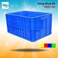 Rổ nhựa 3t1 đựng nguyên liệu