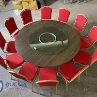 Sản xuất : bàn ghế nhà hàng tiệc cưới đa dạng mẫu mã, giá thành tốt nhất !