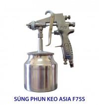 Súng phun keo f75s asia chính hãng