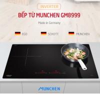 Sắm ngay bếp từ munchen gm3631 nhân dịp cuối năm, nhận vô vàn ưu đãi