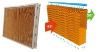 Sản xuất tấm làm mát cooling pad