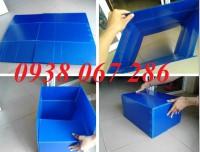 Sản xuất thùng nhựa carton pp danpla số lượng ít