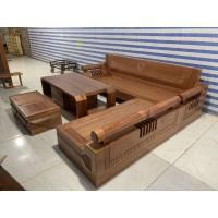 Sofa gỗ văng