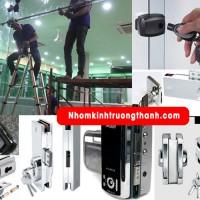 Sửa cửa kính thủy lực giá rẻ tại hà nội