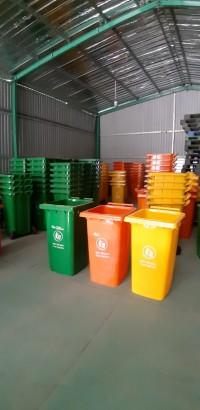 Thùng rác nhựa dhpe