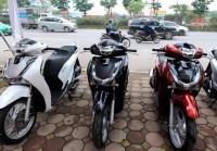 Thanh lí các dòng xe nhập khẩu giá rẻ tại cửa hàng
