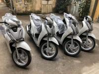 Thanh lý honda sh 150i 2019 trắng mới 100% xe máy nhập khẩu giá rẻ