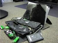 Thanh lý máy tính cũ hỏng hà nội