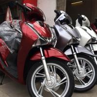 Thanh lý nhanh số lượng có hạng dòng xe nhập khẩu sh150 giá rẻ uy tín chất lượng