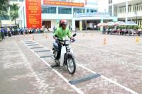 Thi bằng lái xe máy a1 tại tphcm miễn phí khám sức khỏe