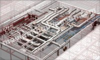Thi công hệ thống ống gió cho máy lạnh giấu trần ống gió daikin chất lượng