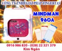 Thiết bị chấm công thẻ giấy siêu bền m960a/m960 giá cạnh tranh