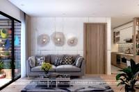 Thiết kế nội thất căn hộ chung cư vinhome skylake sành..