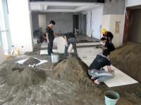 Thợ xây chát tường, ốp lát, nhân công xây dựng giá rẻ hà nội 0945050861
