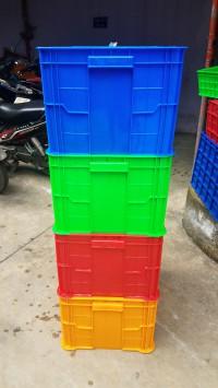 Thùng nhựa bít 3t1 việt nhật 0984 820 077 - nhựa việt nhật - pallet nhựa mới