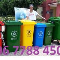 Thùng rác gia đình 120 lít lhe 0967788450 ngọc