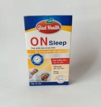 Thuốc trị mất ngủ bed time giải pháp vàng cho bạn giấc ngủ ngon