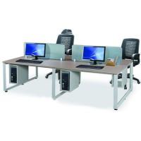 Tiết liệm không gian văn phòng với cụm bàn làm việc