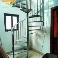 Tìm hiểu kích thước cầu thang xoắn ốc tiêu chuẩn