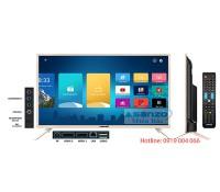 Tivi giá rẻ asanzo smart 32 inch 32as100