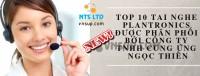Top 10 tai nghe plantronics mới nhất tại ngọc thiên supply ltd