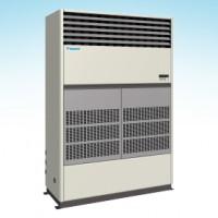Triều an cung cấp lắp ráp thi công máy lạnh tủ đứng daikin nối ống giófvpgr13