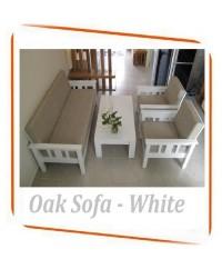 Trọn bộ sofa gỗ sồi cao cấp - nội thất smyhome