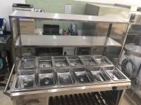 Tủ hâm nóng thức ăn giá rẻ của inox trung thành