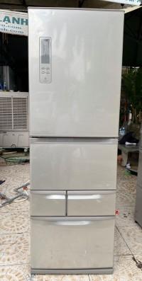 Tủ lạnh nội địa nhật toshiba gr-f43g (nu) 426l đời 2013, menu cảm ứng, picoion