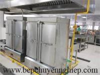 Tủ nấu hấp cơm công nghiệp bằng gas giá rẻ