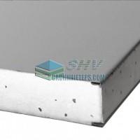 Vách ngăn phòng sạch panel lõi xốp eps tấm phẳng dày 50 mm