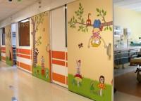 Vẽ tranh tường trang trí không gian tại hà nội