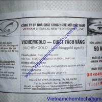 Vichemgold - hóa chất tách vàng từ quặng không dùng nacn