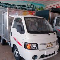 Xe tải jac 1t25 thiết kế hiện đại