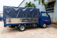 Xe tải jac x5 990kg thùng bạt